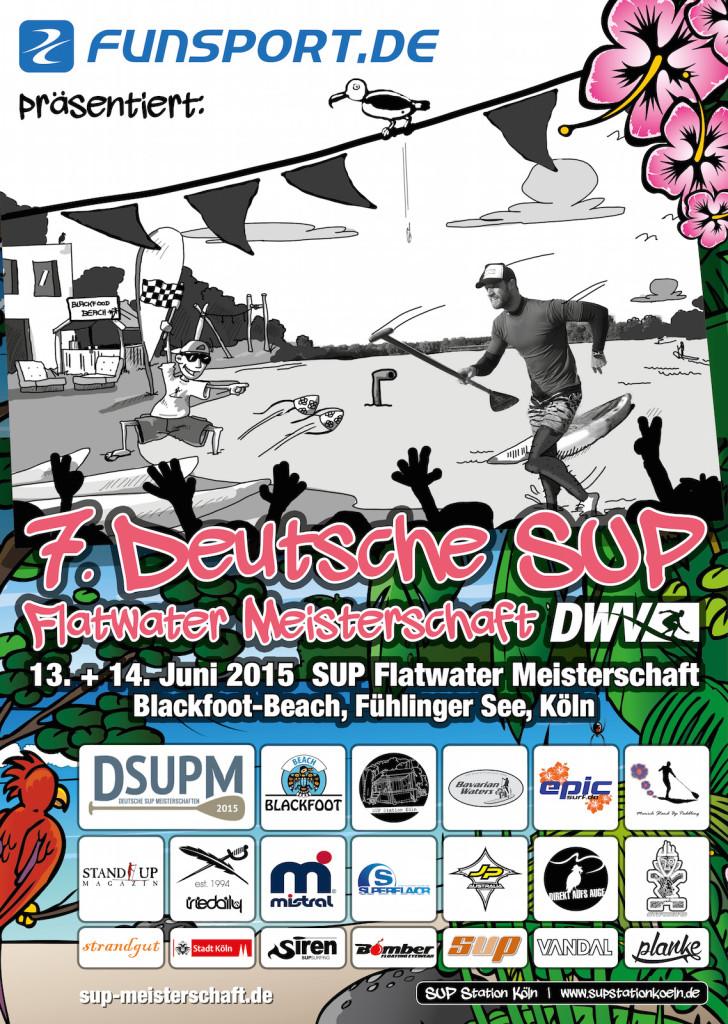 7. Deutsche SUP Meisterschaft